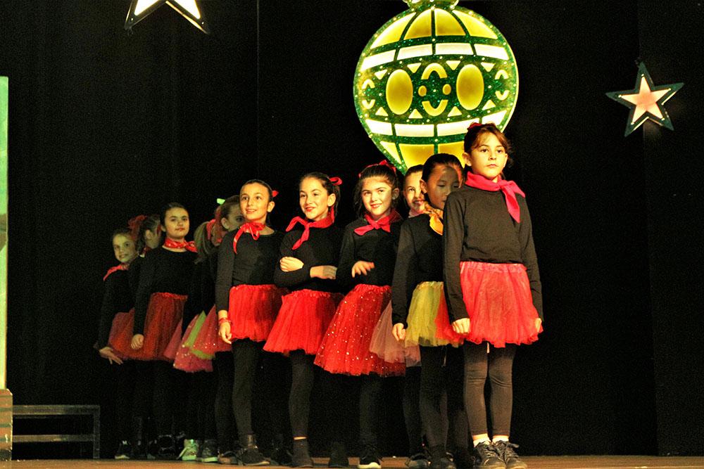 Los primeros cursos de Primaria siguen con los festivales de Villancicos