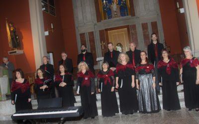 Concierto benéfico en la Parroquia María Auxiliadora