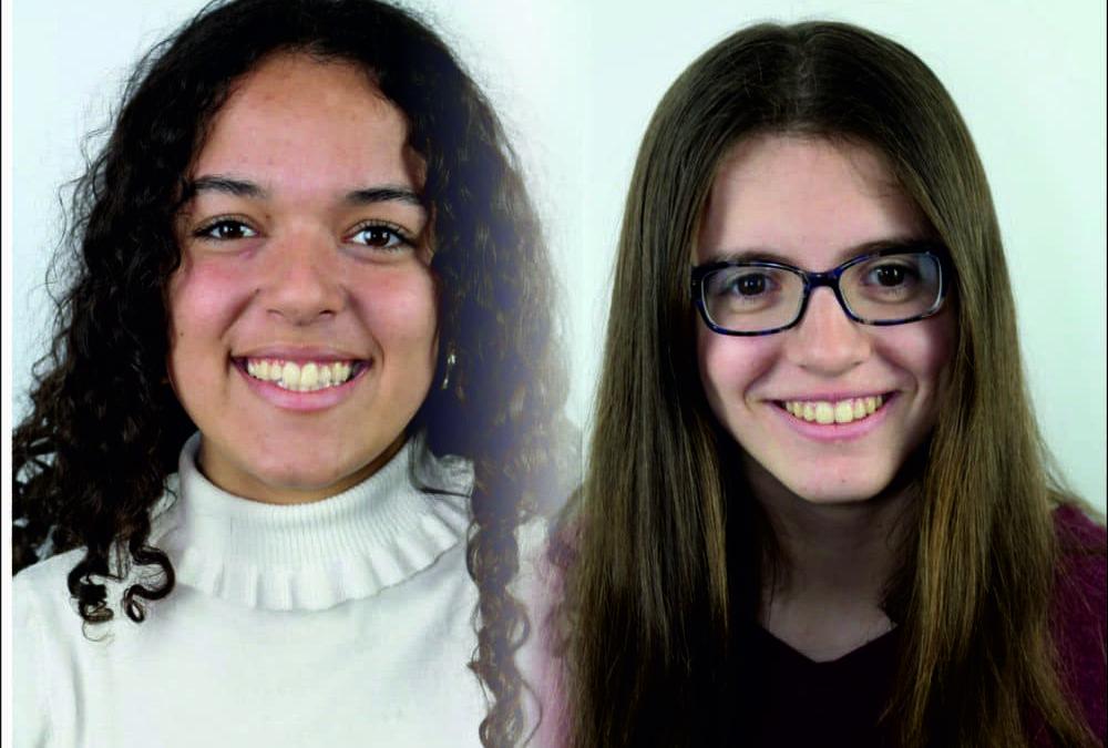 Esther Navarro, «Beca Europa», Julia Zuazola, finalista