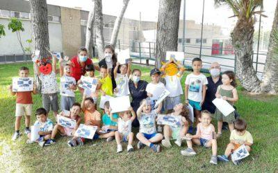 Campus de verano, organizado por Edulcuore en el colegio don Bosco