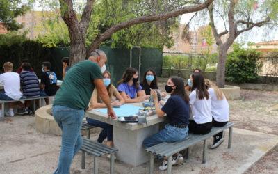 Día de la tutoría en 2º de Bachillerato