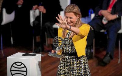 Eva García Sáenz de Urturi: Premio Planeta 2020 con la novela «Aquitania»