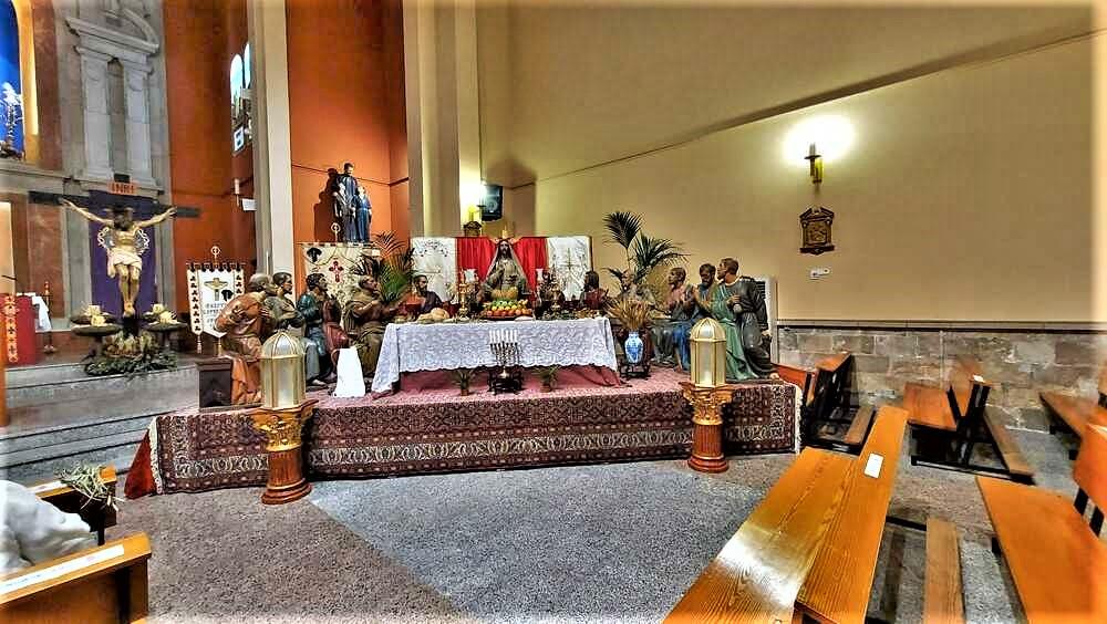 Una Semana santa sin desfiles procesionales