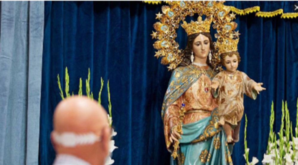 Maria Auxiliadora resplandece