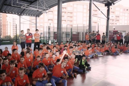 2017-10-20   CDS   Presentación del Club Deportivo Salesianos