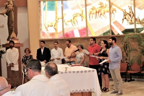 2018-07-01   Promesas de nuevos Salesianos Cooperadores