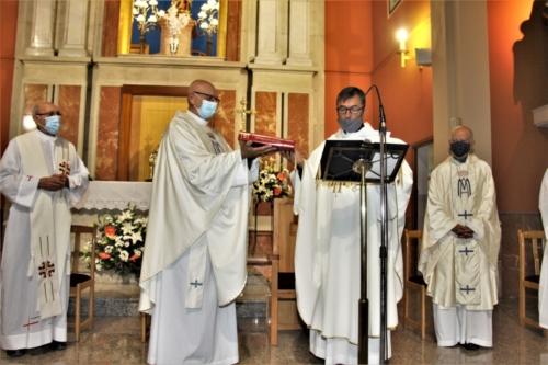 noticia parroquia 20-10-19 nuevo párroco 2
