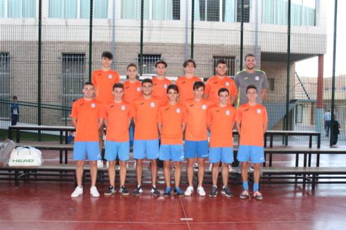 2017-10-20   CDS   Presentación del Club Deportivo Salesianos B
