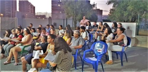 2019-08-31 | HDB | La Hoguera se pone en marcha